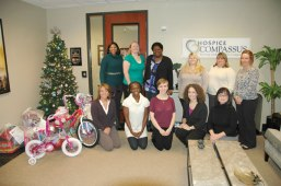 Holiday Heroes – Hospice Compassus