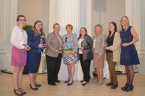 YVC Award Winners