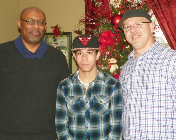 Steve, Dallas and Will